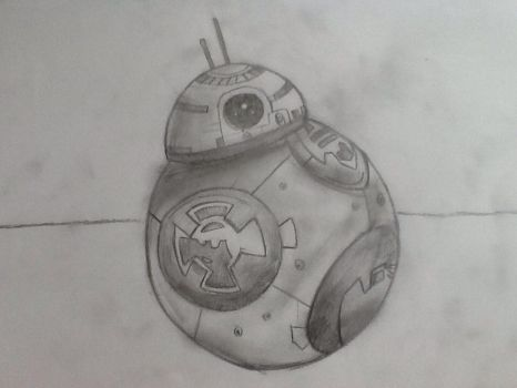 BB-8 (OLD) by GigaBoss101