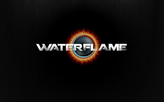Waterflame official logo by Waterflame89