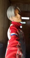 Viktor Nikiforov Cosplay Test 1 by FullElven