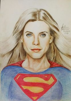 Supergirl by guusebumps