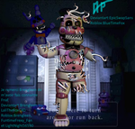 Nightmare Funtime Freddy by EpicSwapSans