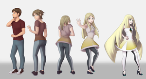 Lusamine Sequence TG by Rezuban