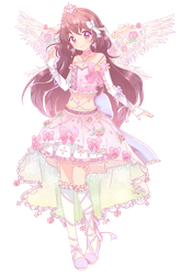 Aikatsu Stars: Miracle's Light Coord [SPR] by AngelineTheDEMI