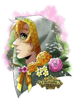 VICTUBIA - Flower Language - Calen by Gabbi