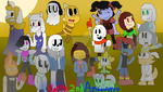 Happy 2nd Anniversary Undertale by cjc728