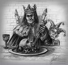 Feast of the King by Asteri-A