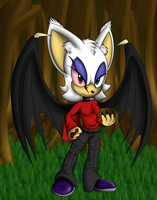 30 years later Rouge by rouge2t7