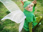 tinkerbell  the lost treasure by clefchan
