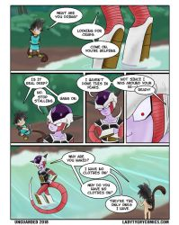 Unguarded Ch. 5 Page 19 by ladytygrycomics