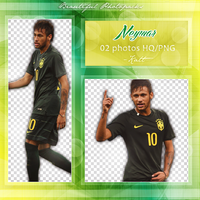Neymar Photopack png by KattLovesLarry