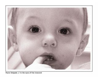 In the eyes of the innocent. by pdelgado