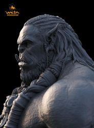 1:10 scale collectible - Weta Workshop by HazardousArts