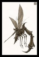 Insect Joust by VegasMike