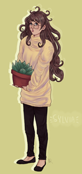 Nature Witch by EroEmo-chan