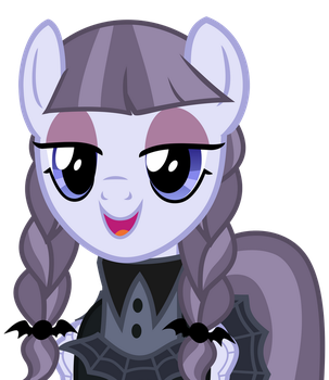 Inky Rose Smiling by Hendro107