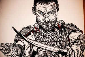 Spartacus by l-train1991