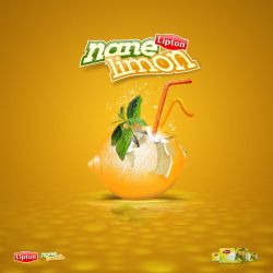 Lipton Mint Lemon by SencerBugrahan