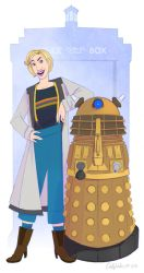 WOS - Doctor Who by DrZime