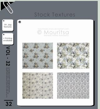 Texture Pack - Vol 32 by MouritsaDA-Stock