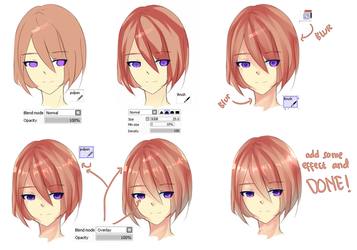 Coloring Tutorial by Maocchi