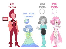 Curly Adoptable   Gem [Reduced Prices] by muffidoodle