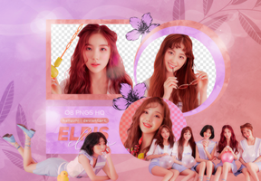 PNG PACK: ELRIS (Summer Dream: 'Dream' Ver.) by Hallyumi