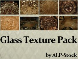 Glass Texture Pack by ALP-Stock