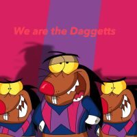 We are the Daggetts by DoraeArtDreams-Aspy