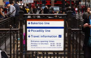Down to Piccadilly line by frankcom