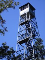 Fire Tower by StrawberryBurns