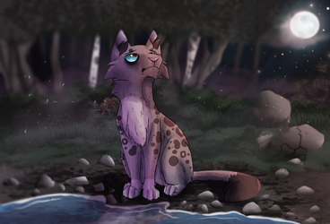Ashfur ready to be dragged like a fucking suitcase by JAY-WlNG