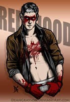 Red Hood by DeanGrayson