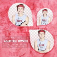 ASHTON IRWIN PNG Pack #1 by LoveEm08
