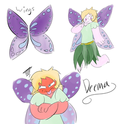 Deema sketches by Twilightdaisi