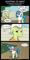 AtN: The Hero In Blue -  Part 12 by Rated-R-PonyStar