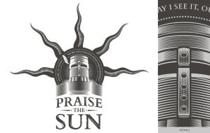 Dark Souls - Praise the Sun by Jack-Burton25