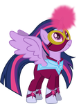 Twilight as the Masked Matterhorn by 90Sigma