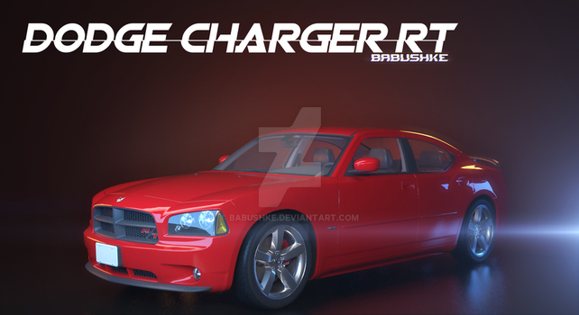 Dodge Charger by babushke