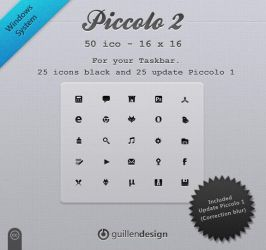 Piccolo 2 by GuillenDesign