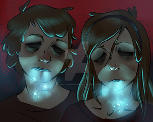 Your Eyes Are Vacant And Your Mouth Is Bright by ServantOfTheKnight