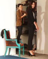 Tall model short woman chair by lowerrider