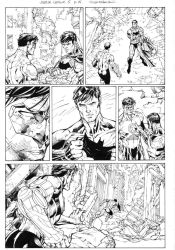 Justice League 5, page 15 by MarkIrwin