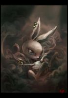 bunny by tony2105
