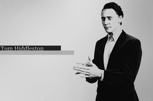 Tom Hiddleston by AnnaProvidence
