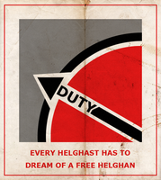 Duty For Helghast by ropa-to