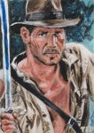 Indy Masterpieces - Return 8 by tdastick