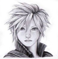 Cloud Strife by Bexy