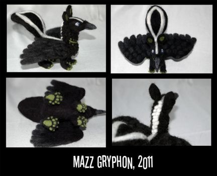 Mazz Gryphon, Detail View by LSstudio
