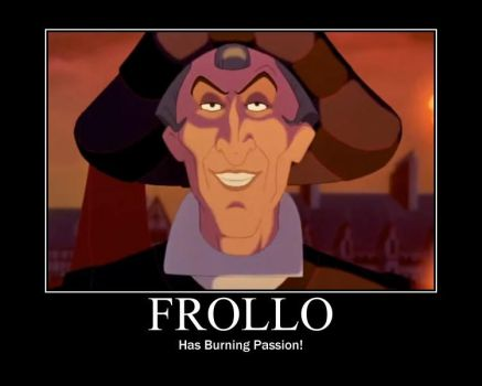 Frollo by Saruseptember