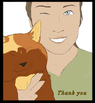 Thank You!!! by Nitty-Kitty
